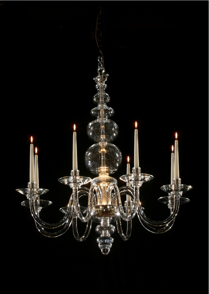 Uncut Georgian Chandelier – Wilkinson Plc In Most Current Georgian Chandelier (Gallery 10 of 10)