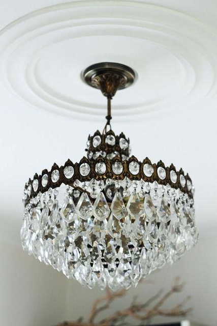 Vintage French Chandeliers With Regard To Most Recently Released Antique French Chandeliers – Stephenphilms (View 10 of 10)