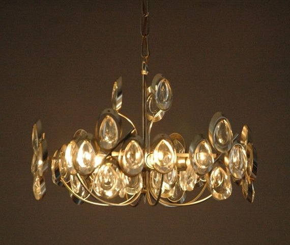 Vintage Italian Chandeliers In Most Up To Date 11 Best Vintage Italian Chandeliers Images On Pinterest (Gallery 8 of 10)