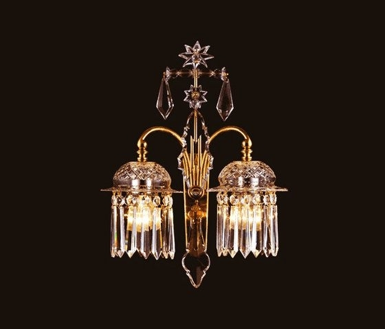 Wall Mounted Chandeliers (View 5 of 10)