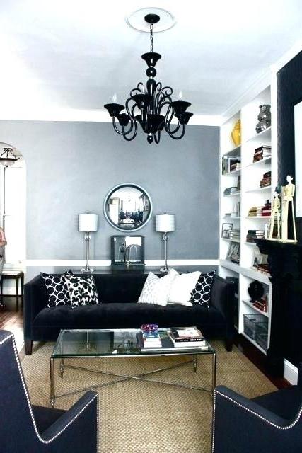 Well Known Black Chandelier Bedroom Regarding Black Chandelier For Bedroom Black Chandelier Bedroom Lighting Black (View 8 of 10)