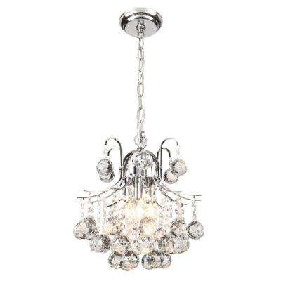 Well Known Chandelier Accessories Intended For Glam – No Additional Accessories – Crystal – Chandeliers – Lighting (View 4 of 10)