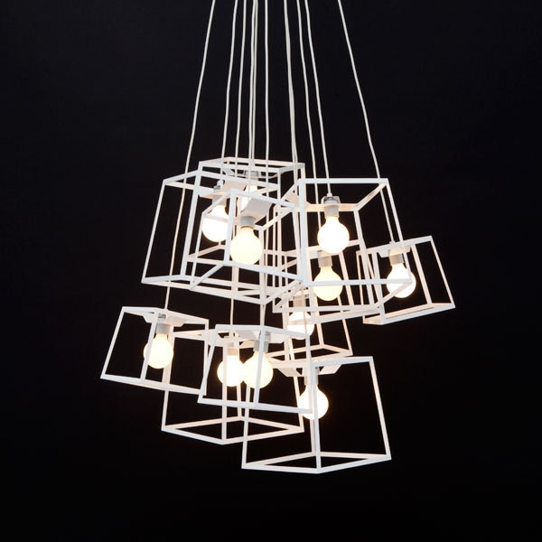 Well Known Chrome Crystal 4 Light Round Ceiling Chandelier Modern Chandelier In Modern Light Chandelier (View 10 of 10)
