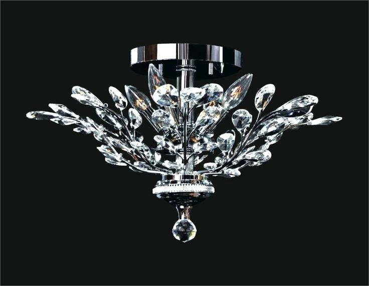 Well Known Discovering Suitable Bedroom Chandeliers – Small Home Ideas Regarding Small Chandeliers For Low Ceilings (View 8 of 10)