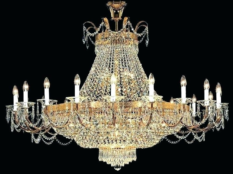 Well Known Expensive Chandeliers Also Most Expensive Candles Chandelier Within Expensive Crystal Chandeliers (View 10 of 10)