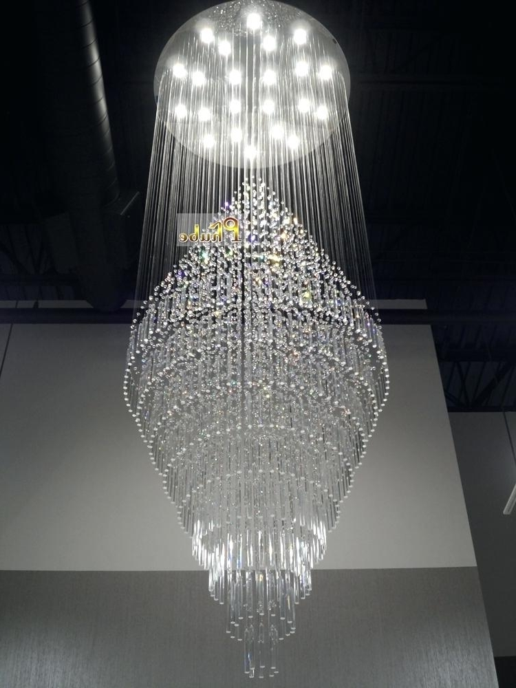 Well Known Extra Large Crystal Chandeliers – Stephenphilms (View 10 of 10)