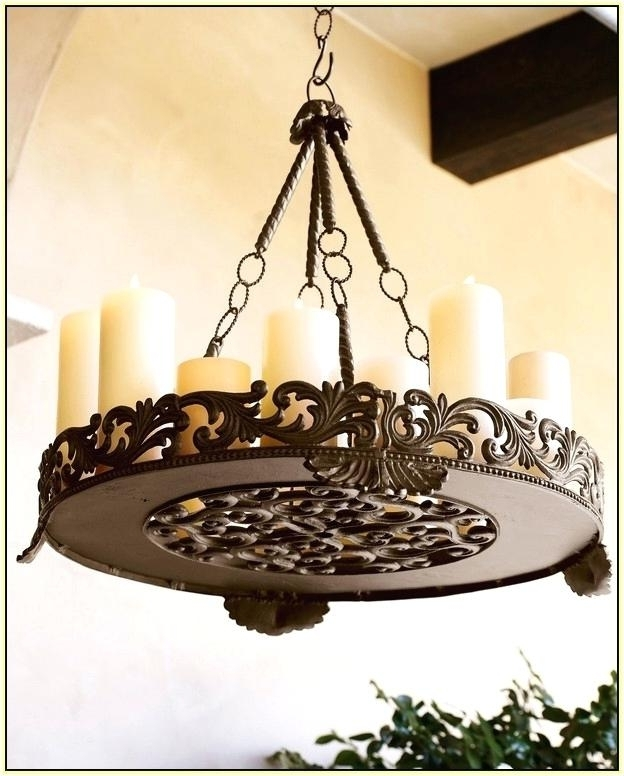 Well Known Hanging Candle Chandeliers Outdoor Candle Chandelier Non Electric With Hanging Candelabra Chandeliers (View 9 of 10)