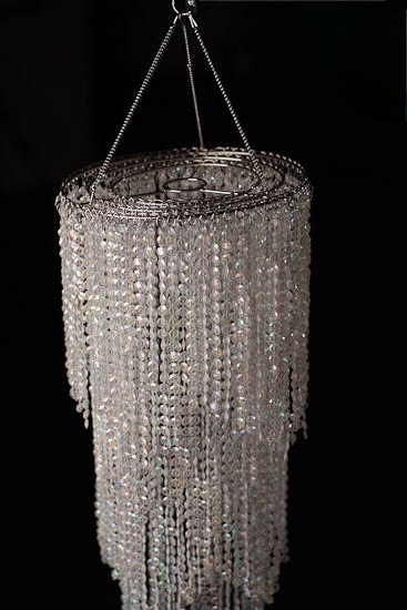 Well Known Home Design : Faux Crystal Chandelier Faux Crystal Chandelier Pertaining To Faux Crystal Chandeliers (View 10 of 10)