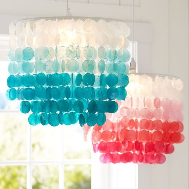 Featured Photo of Chandeliers For Kids