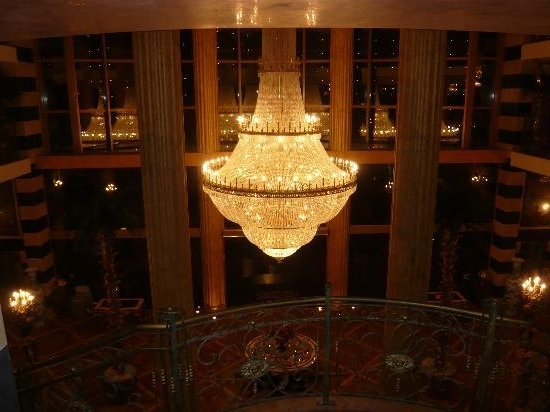 Well Known Massive Chandelier In The Reception Area – Picture Of Victoria Pertaining To Massive Chandelier (View 10 of 10)