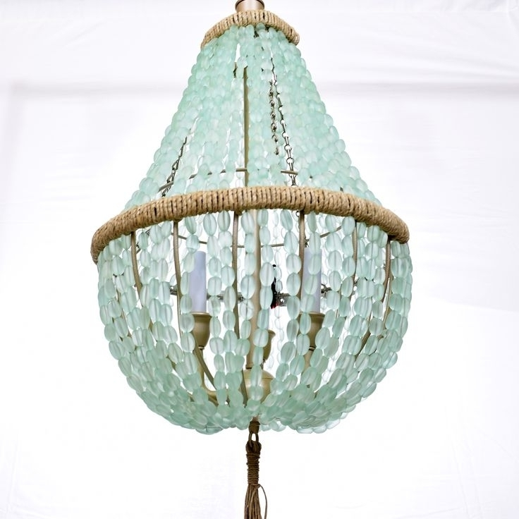Well Known Six Light Chandeliers – Pixball Inside Turquoise Beads Six Light Chandeliers (View 9 of 10)