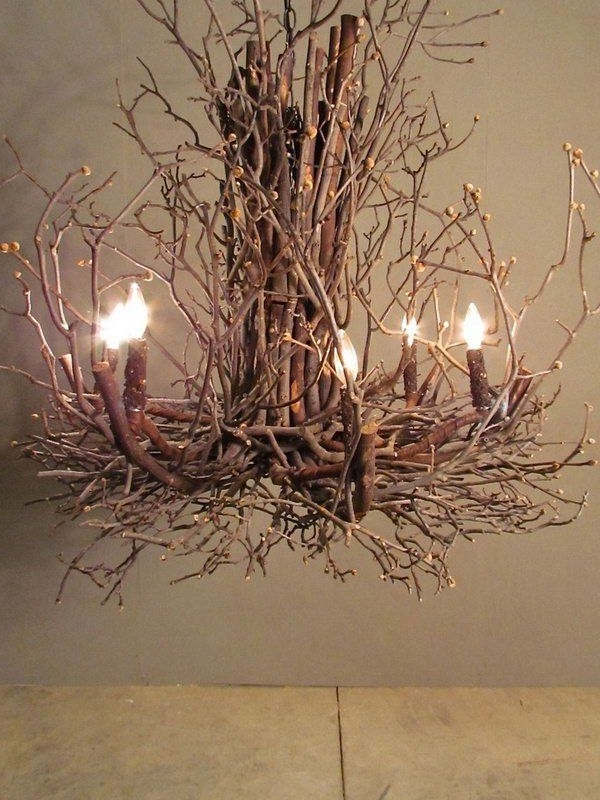 Well Known This Branch Chandelier Is A Cool Way Of Bringing Natural Elements In Branch Chandeliers (View 10 of 10)