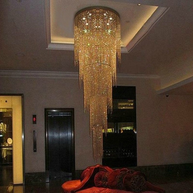 Featured Photo of Long Modern Chandelier