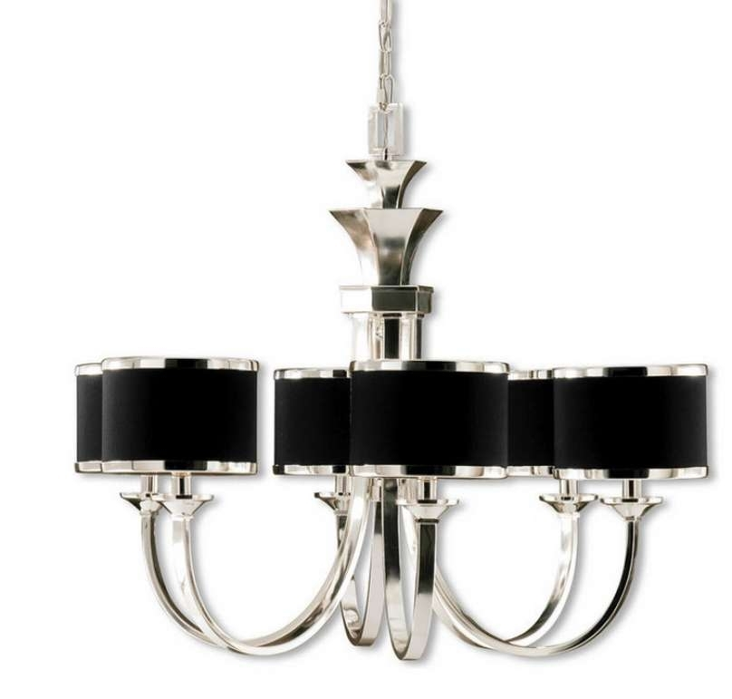 Well Liked Nice Bronze And Crystal Chandeliers Black Chandelier With Shades Throughout Black Chandeliers With Shades (View 10 of 10)