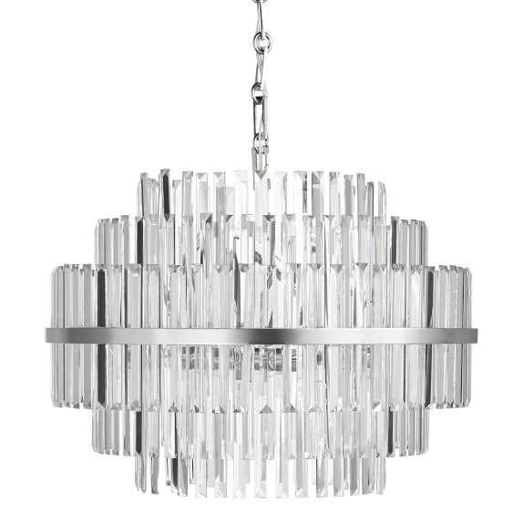 Williams Sonoma In Well Known Vienna Crystal Chandeliers (View 9 of 10)