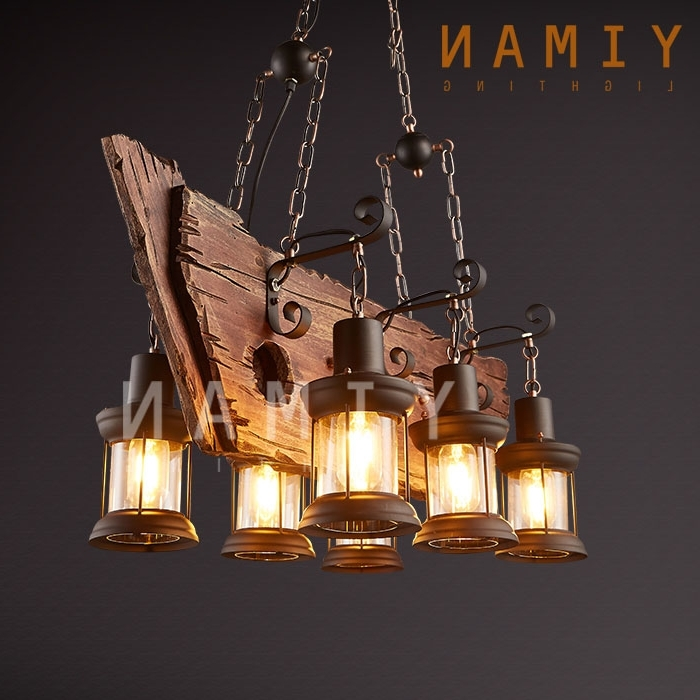 Wooden Chandeliers Inside Recent Classic Style Diy Wooden Chandelier Made In Gz Guzhen Town – Buy Diy (View 8 of 10)