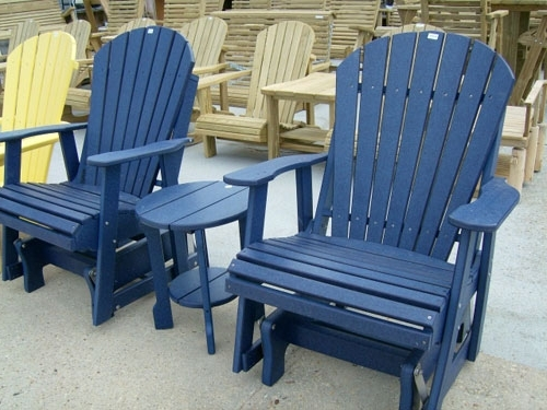 17 Design For Patio Glider Chairs Creative Astonishingpatio Glider Pertaining To Well Liked Patio Rocking Chairs And Gliders (View 1 of 20)