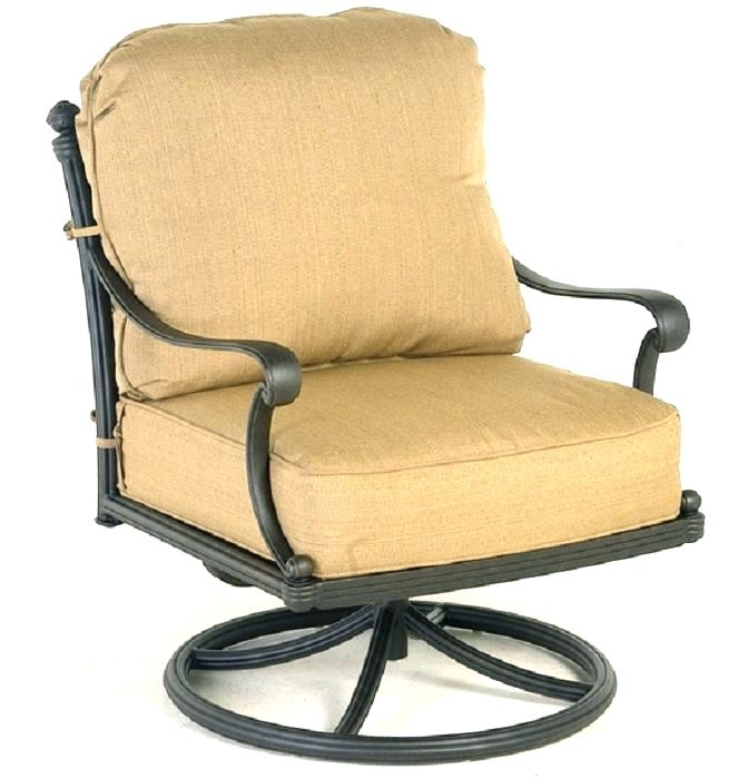2017 Patio Furniture Swivel Chairs Er – Patio Furniture Inside Patio Rocking Swivel Chairs (View 1 of 20)