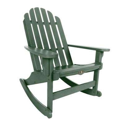 2017 Plastic Patio Furniture – Rocking Chairs – Patio Chairs – The Home Depot In Plastic Patio Rocking Chairs (View 1 of 20)