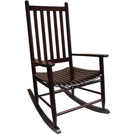 2018 47 Awesome Outdoor Rocking Chair Walmart Inspiration (View 1 of 20)