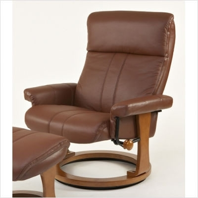 2018 Reclining Rocking Chair With Ottoman Architecture (View 1 of 20)