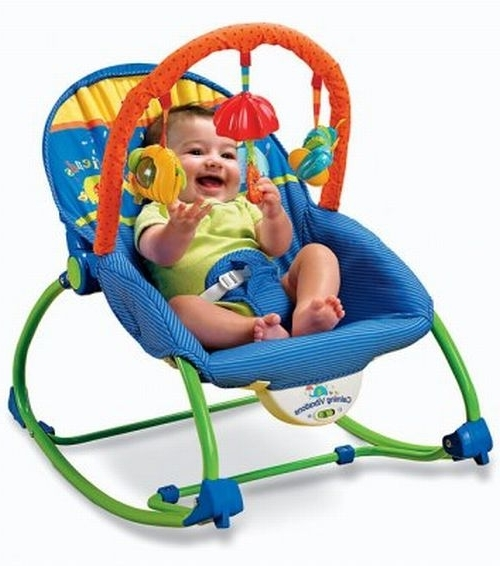 2018 Rocking Chairs For Babies Throughout Baby Rocking Chair: 7 Most Comfortable Hometone, Baby Chair (View 3 of 20)