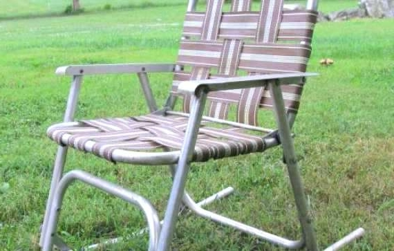 2018 Vintage Metal Rocking Patio Chairs Intended For Metal Patio Rocking Chairs – Eggyhead (View 1 of 20)