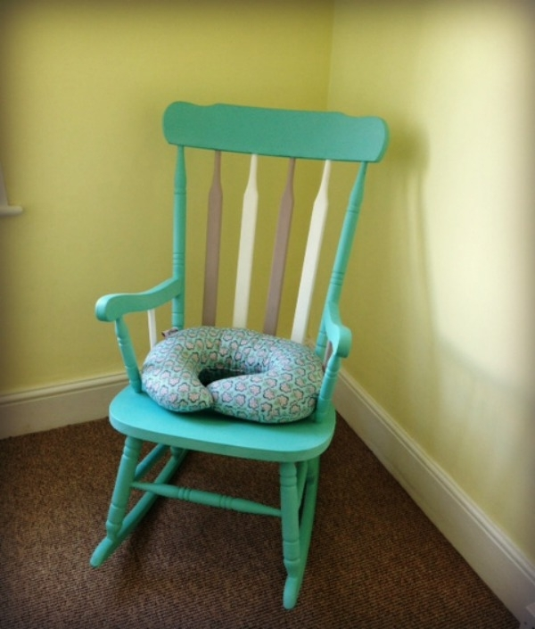 A Nursing Chair With A Difference With Regard To Current Upcycled Rocking Chairs (View 2 of 20)