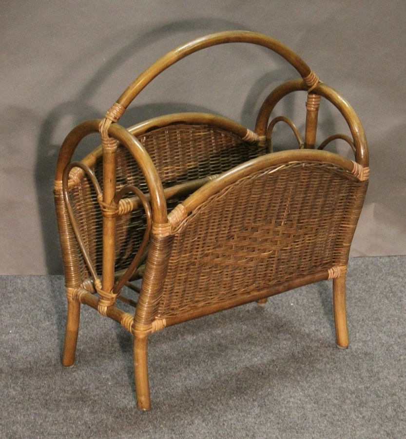All About Wicker Within Most Recently Released Wicker Rocking Chair With Magazine Holder (View 2 of 20)