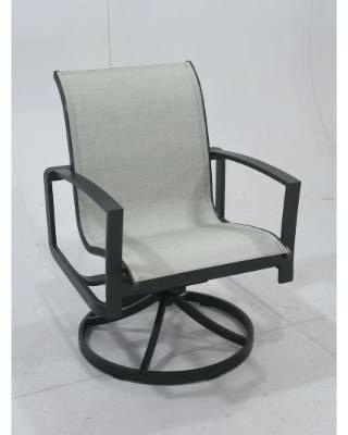 Aluminum Patio Rocking Chairs For Most Popular Rocking Patio Set Amazing Deal On Grey Aluminum Swivel Rocker Patio (Gallery 6 of 20)