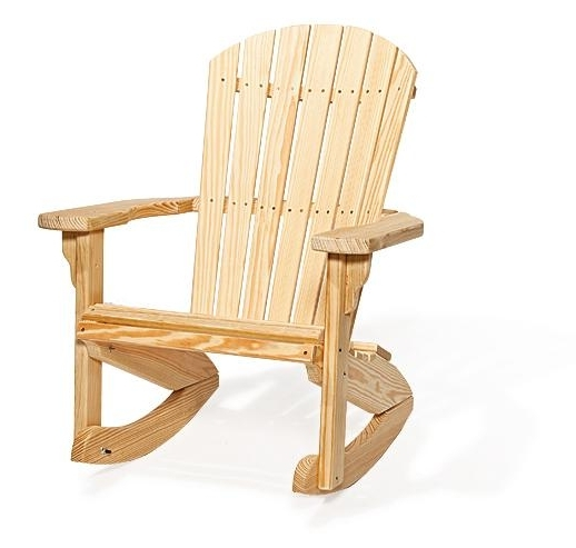 Amish Outdoor Furniture Rocking Chairs (Gallery 9 of 20)