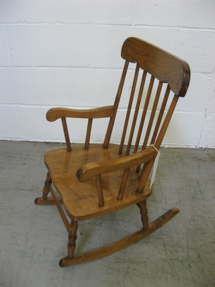 Antique Furniture With Regard To Antique Rocking Chairs (View 2 of 20)