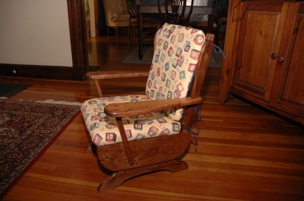 Antique Platform Rocking Chairs Amazing Antique Platform Rocking Regarding Well Known Rocking Chairs With Springs (View 5 of 20)
