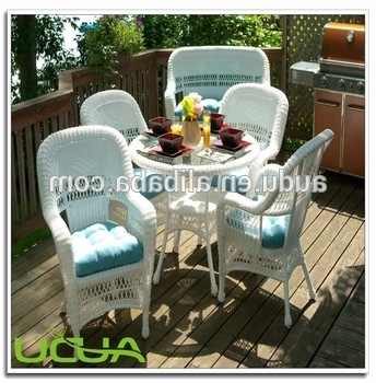 Audu White Rocking Chairs Roses Outdoor Furniture – Buy Roses For Most Recently Released Rocking Chairs At Roses (View 1 of 20)