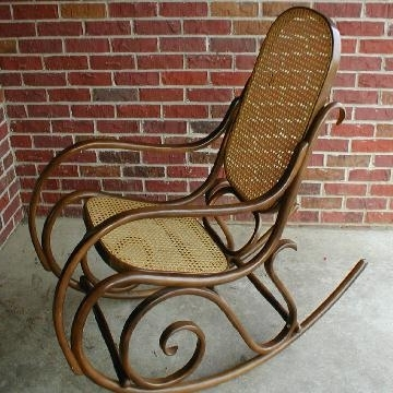 Featured Photo of Antique Wicker Rocking Chairs
