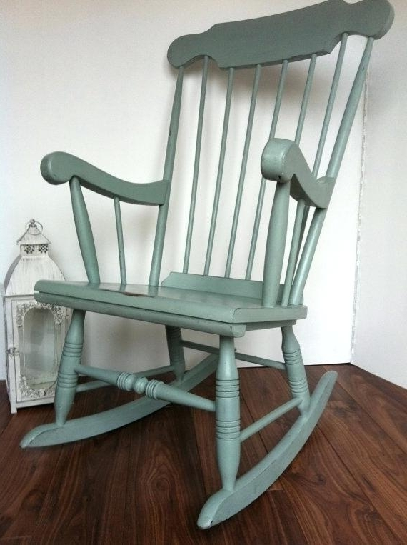Best And Newest Retro Rocking Chairs Regarding Vintage Rocking Chair Stupefying Vintage Rocking Chair Ideas About (View 1 of 20)