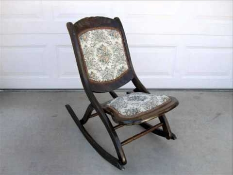 Best And Newest Wooden Rocking Chair (View 7 of 20)