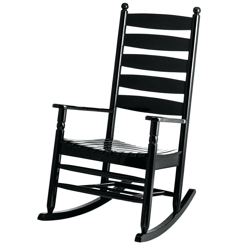 Black Rocking Chairs Within Latest Black Rocking Chairs – Chair Design Ideas (View 10 of 20)