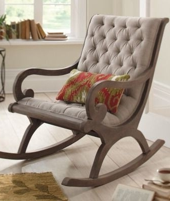 Breastfeeding Rocking Chair – Lawonlus With Fashionable Rocking Chairs For Nursing (View 2 of 20)
