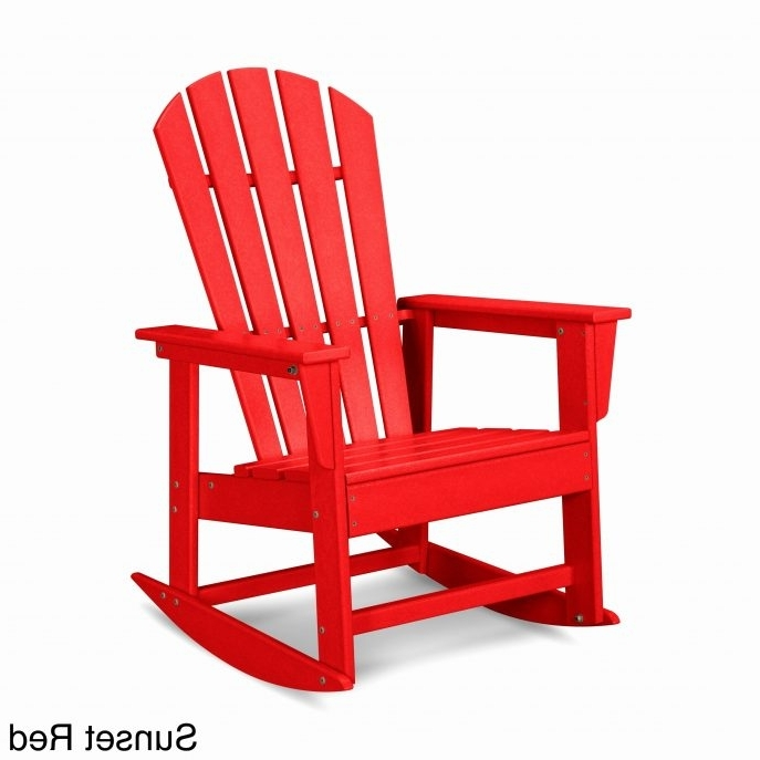 Chair : Plastic Patio Furniture Sets Unique 41 Best Plastic Wicker For Trendy Plastic Patio Rocking Chairs (View 11 of 20)