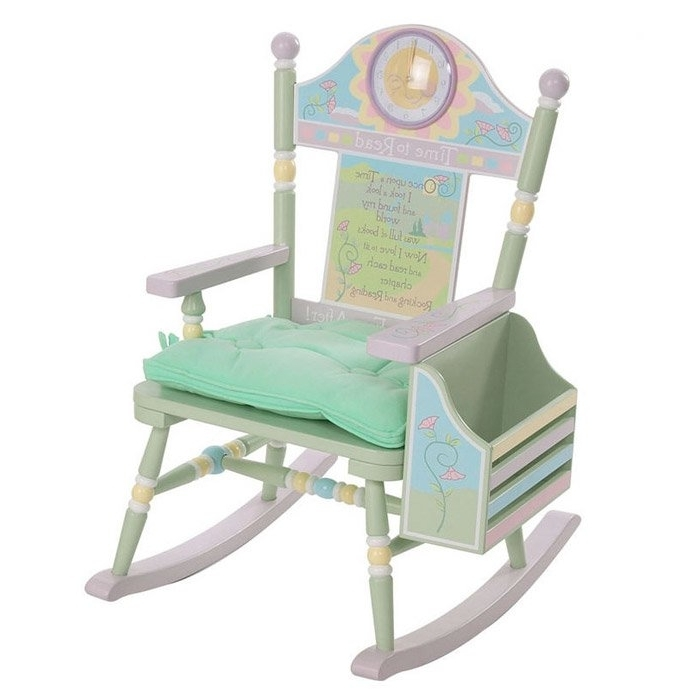 Chairs Intended For Fashionable Rocking Chairs For Toddlers (View 4 of 20)