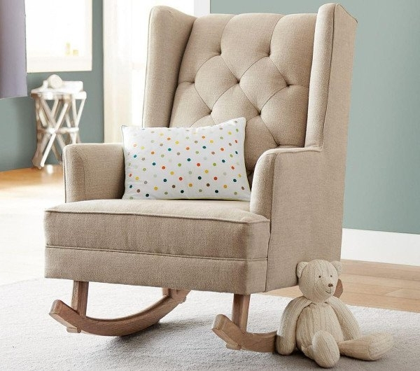 Choosing The Best Rocking Chair For Nursery – Tcg Pertaining To 2018 Rocking Chairs For Nursery (View 3 of 20)