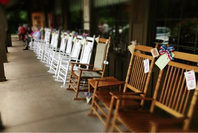 Continue With Tradition And Give A Beautiful Cracker Barrel Rocking For Most Current Rocking Chairs At Cracker Barrel (View 4 of 20)