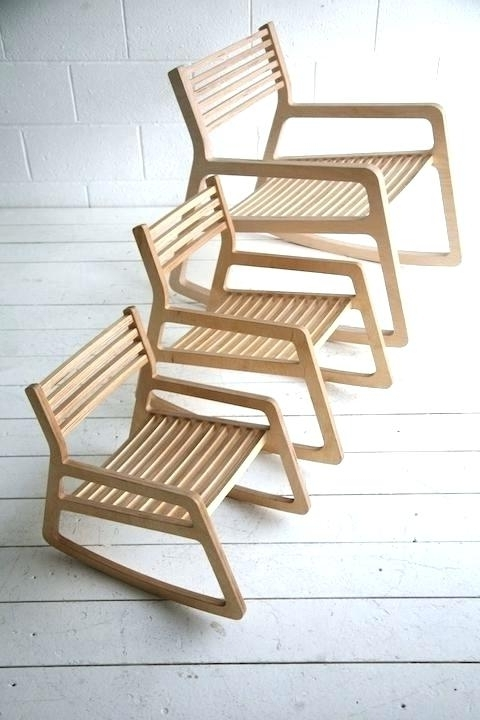 Cream Rocking Chair Cream Rocking Chair Birch Ply Rocking Chairs For Popular Ireland Rocking Chairs (View 5 of 20)