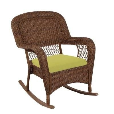 Featured Photo of All Weather Patio Rocking Chairs