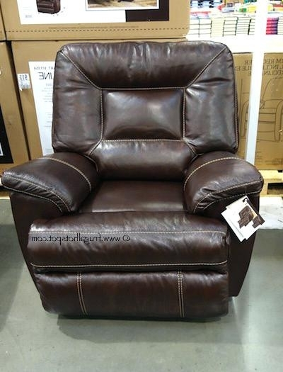 Current Rocking Chairs At Costco With Regard To Rocker Recliner Swivel Chairs Costco Interior 49 Contemporary Power (View 4 of 20)