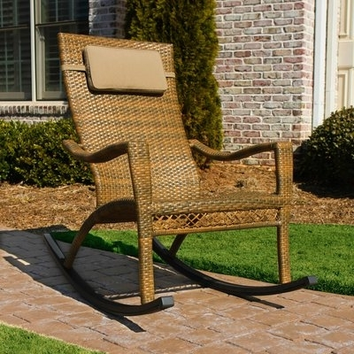 Darby Home Co Izetta Rocking Chair (View 3 of 20)