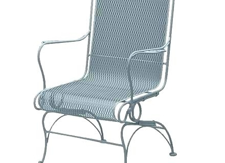 Famous New Vintage Metal Patio Chairs For Metal Deck Chairs Metal Rocking With Regard To Patio Metal Rocking Chairs (View 4 of 20)