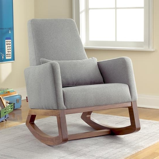 Famous Rocking Chair Nursery Modern – Dixie Furniture Intended For Rocking Chairs For Nursery (View 14 of 20)