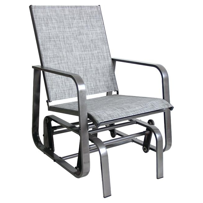 Favorite Patio Rocking Chairs And Gliders With Patio Rocking Chairs Patio Rocking Chair Patio Glider Chairs Canada (View 5 of 20)
